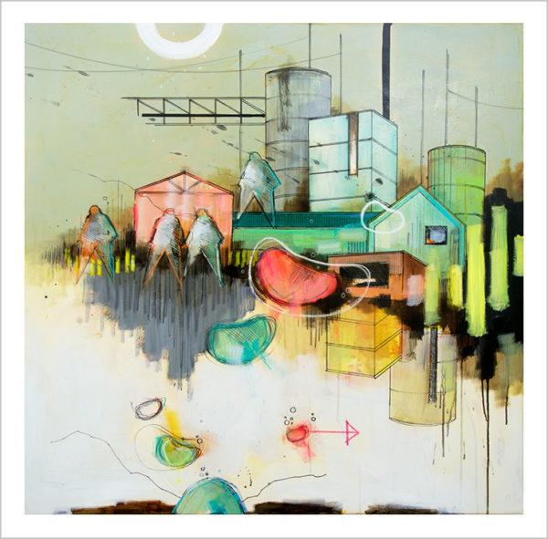 Casper Eliasen Art Print