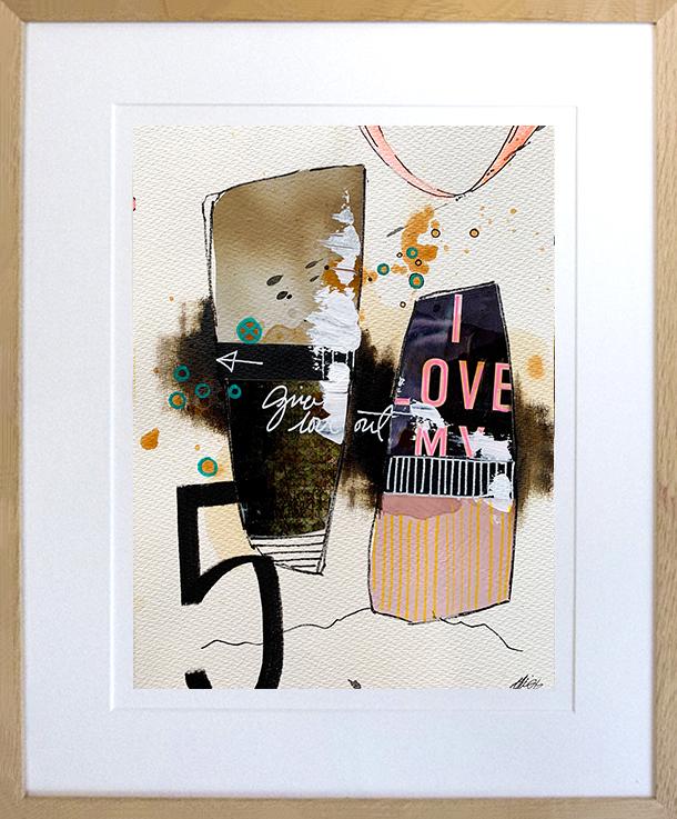Casper Eliasen Collage, Juni 8