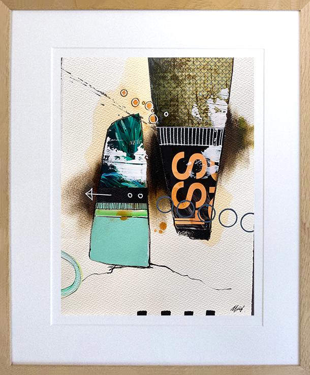 Casper Eliasen Collage, Juni 12