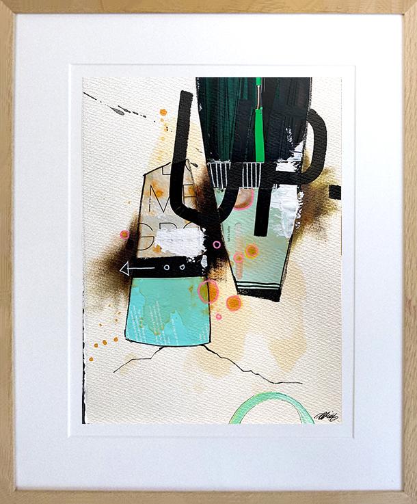 Casper Eliasen Collage, Juni 14