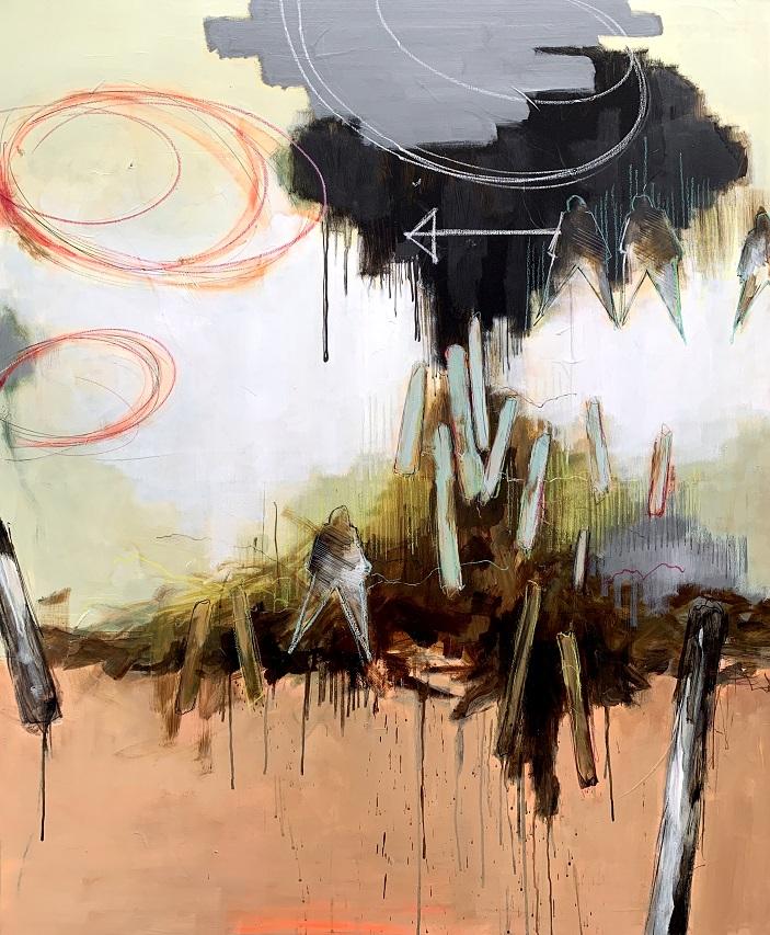Casper Eliasen ELEMENTS 120x100 cm 15.000 kr