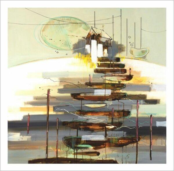 2020 10 Art prints Casper Eliasen Peaceful Place lille