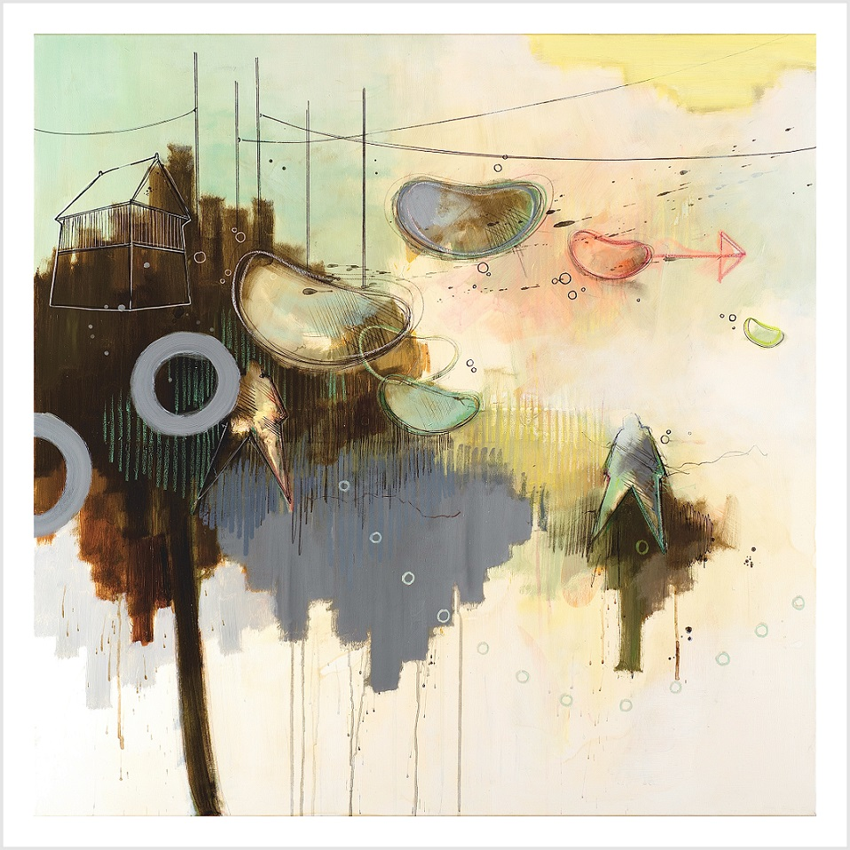 Casper Eliasen Elements - Art Print