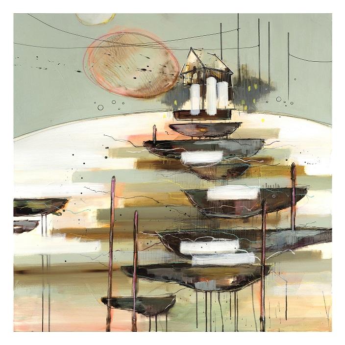 2021 01 Journey Art Print Casper Eliasen